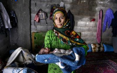 Hilfe für Kriegsflüchtlinge aus Syrien