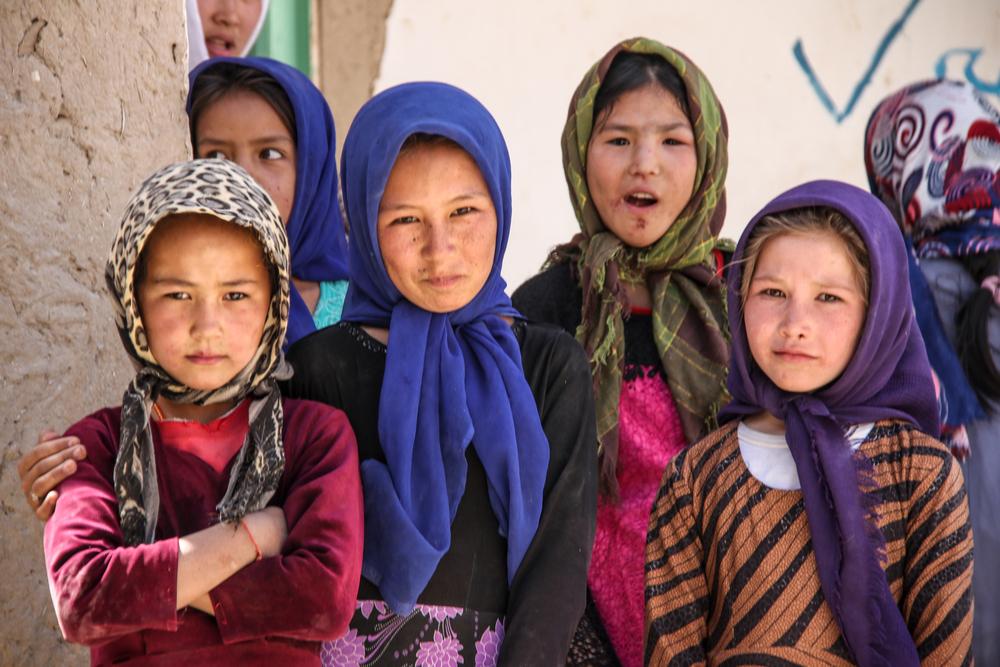 Nothilfe Afghanistan
